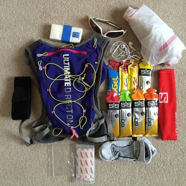 Trail Marathon Wales Race Kit