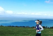 What shoes to wear trail running
