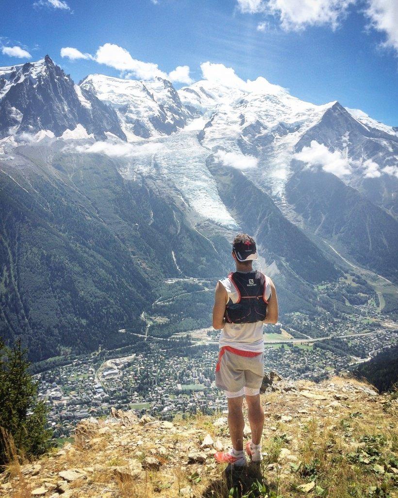 Chamonix Vertical Kilometre