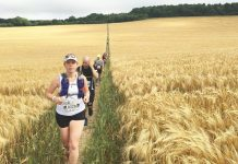 Running Race to the Stones 2016