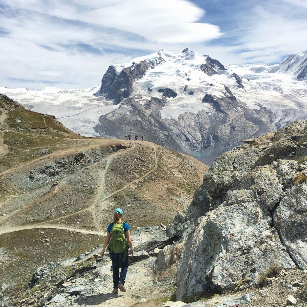 Zermatt Trail Running - Matterhorn