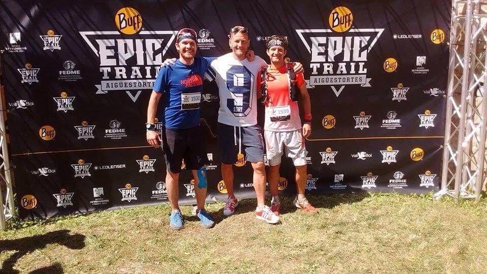 Team Buff - Happy finishers