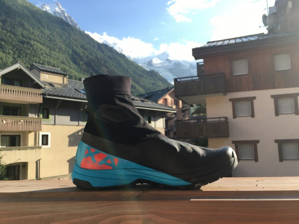 Salomon S-Lab XA Alpine shoes