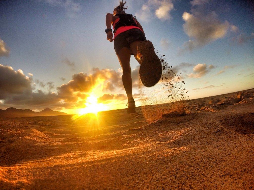Sarah Eriksson Trail Runner Fuerteventura