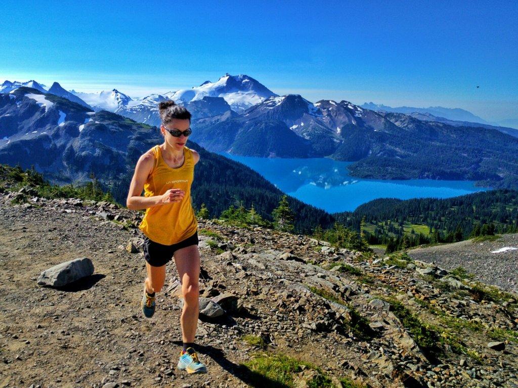 Maria Dalzot Trail Runner