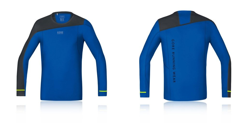 GORE FUSION LONG SLEEVE RUNNING TOP
