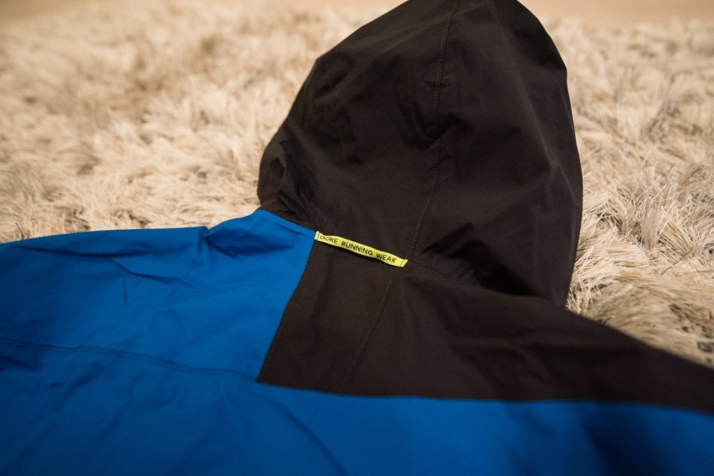 Gore Running Wear Fusion windstopper jacket
