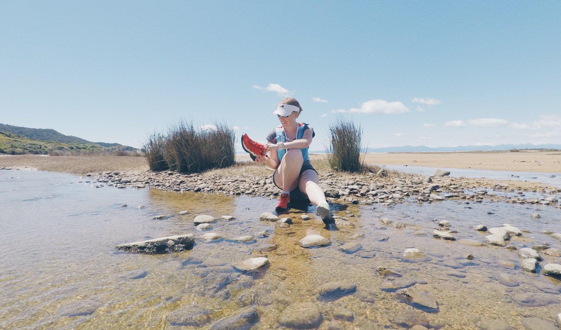 Running the Abel Tasman