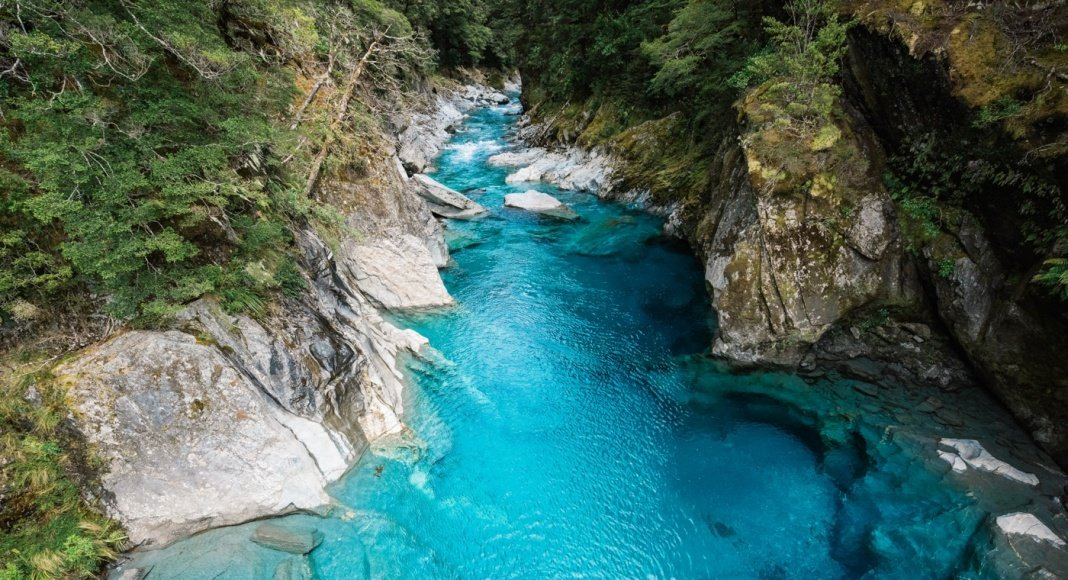 Blue Pools Wanaka