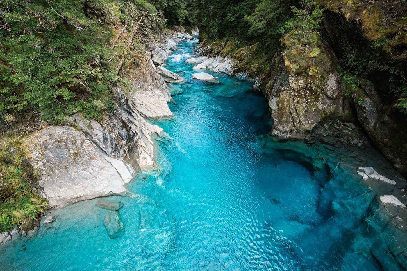 Blue Pools Wanaka