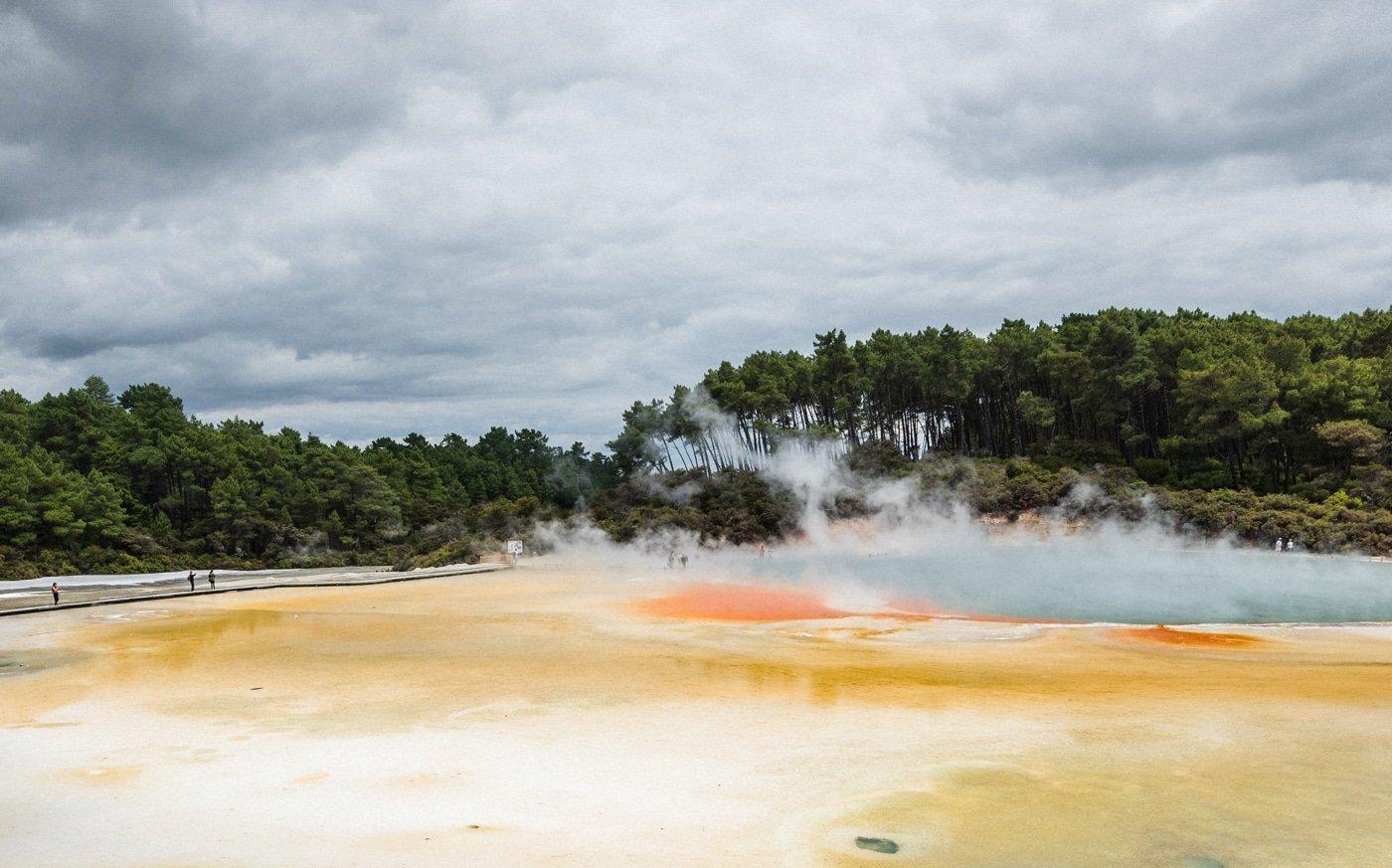 Rotorua thermal wonderland