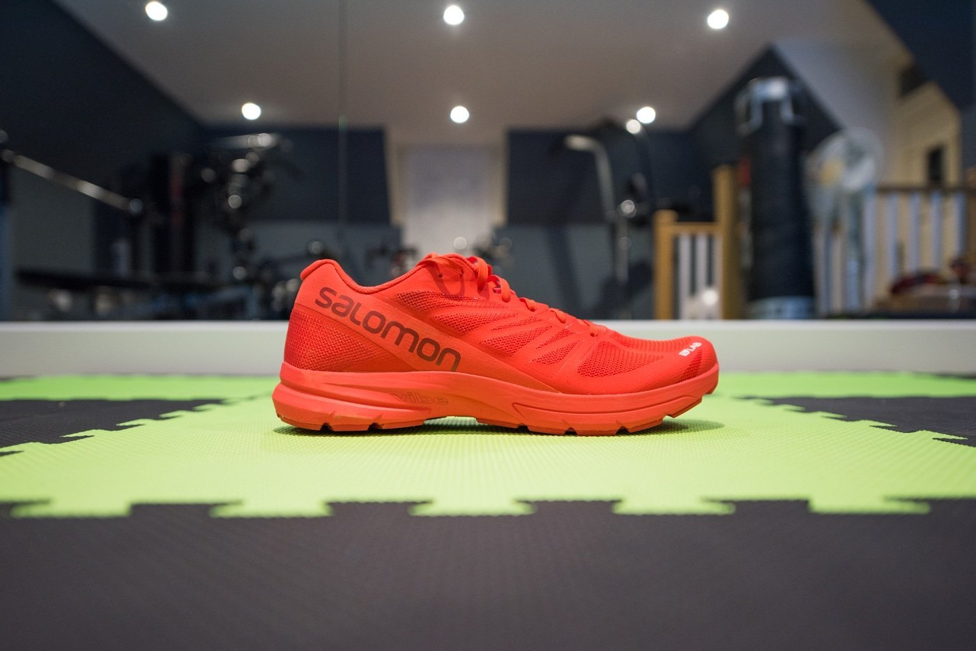 Salomon S-Lab Sonic 2 in all its unboxed glory