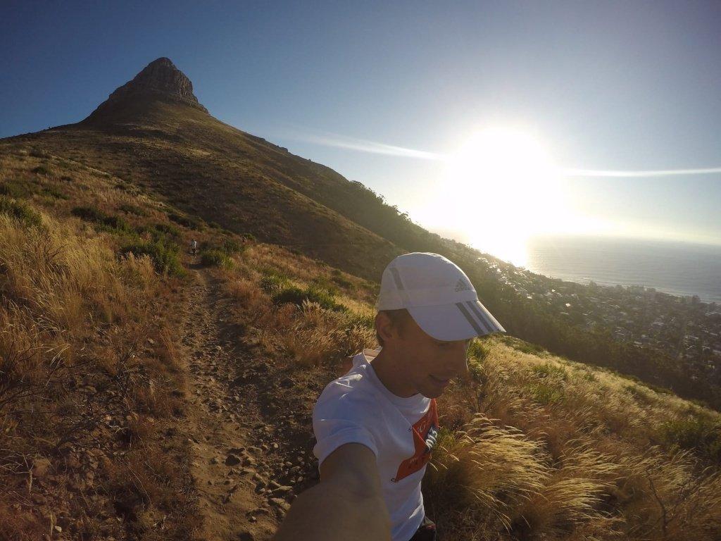 Florens von der Decken Runner Interview Trail & Kale