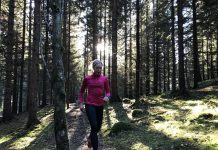 Trail and Kale Runner Interview Elisabeth Borgersen in Norway 2