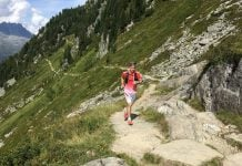 Benefits of trail running