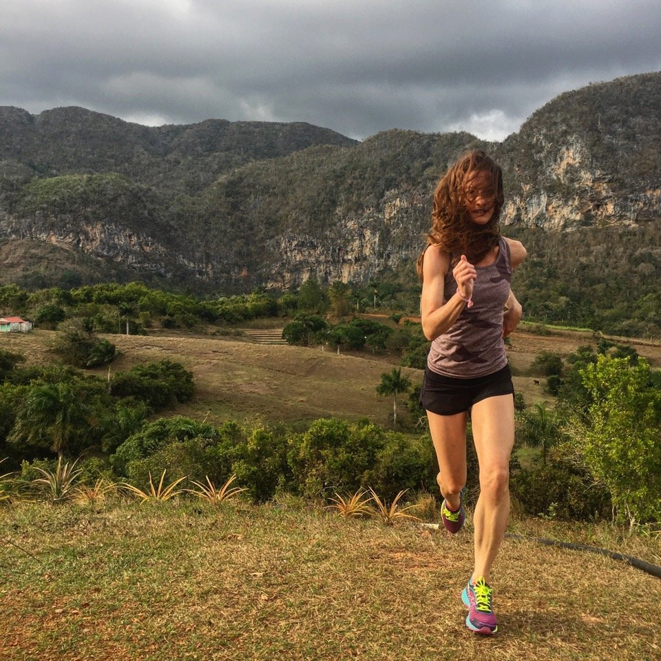 Margaret Spring Trail and Kale Runner Interview