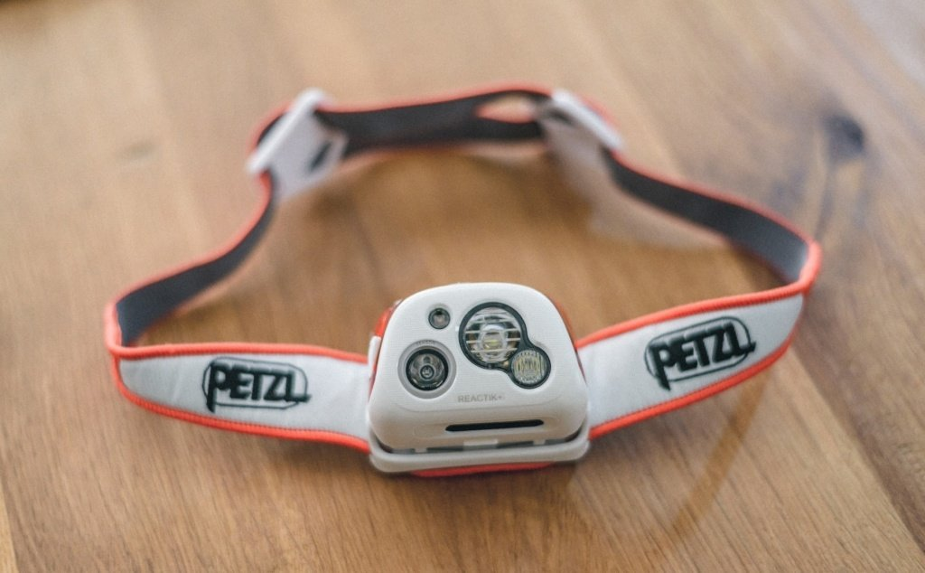 Petzl Reactik + Headtorch Review - Trail & Kale