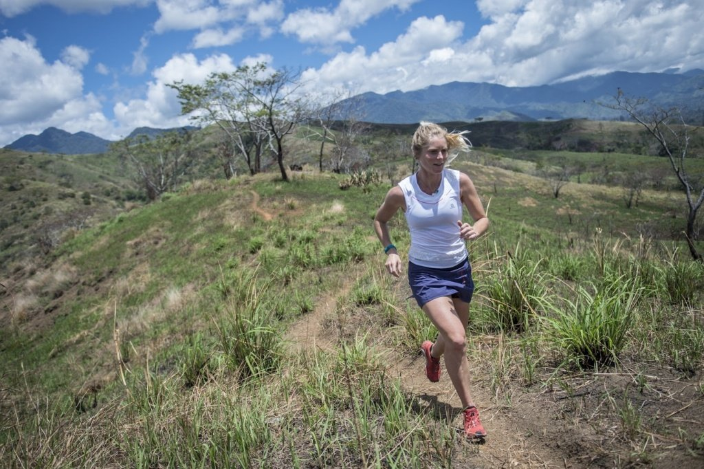 Anna Frost Runner Interview - Trail & Kale