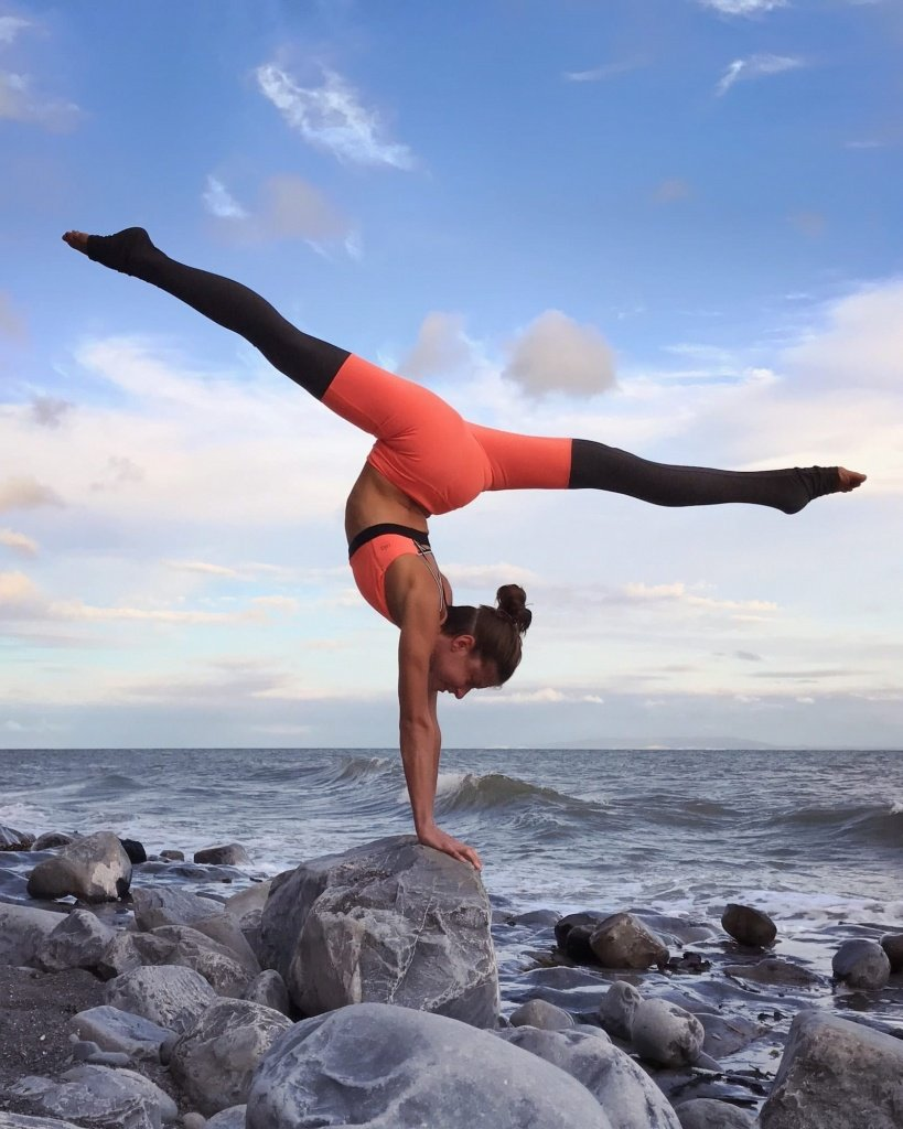 Interview with Adell Bridges - Yoga Teacher