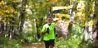 Peter Billard Runner Interview Trail & Kale
