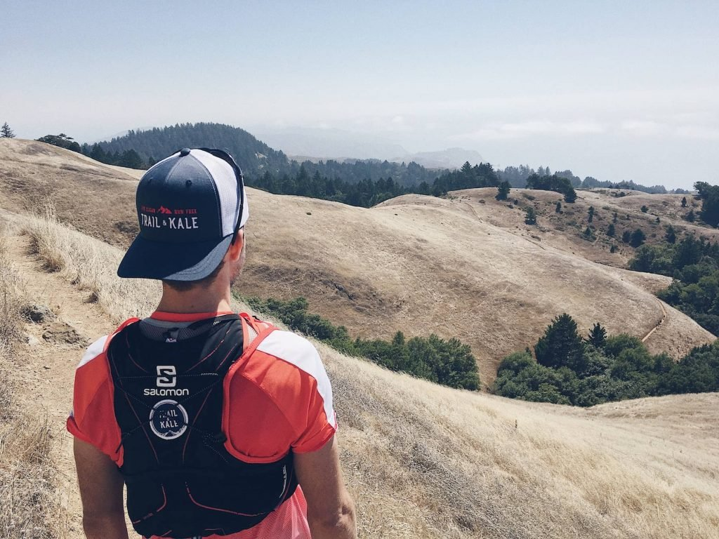 Trail Running on Mount Tamalpais - Trail & Kale
