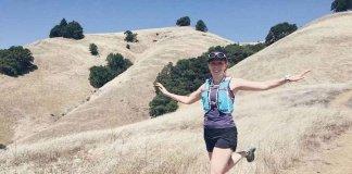 Running on Mount Tamalpais