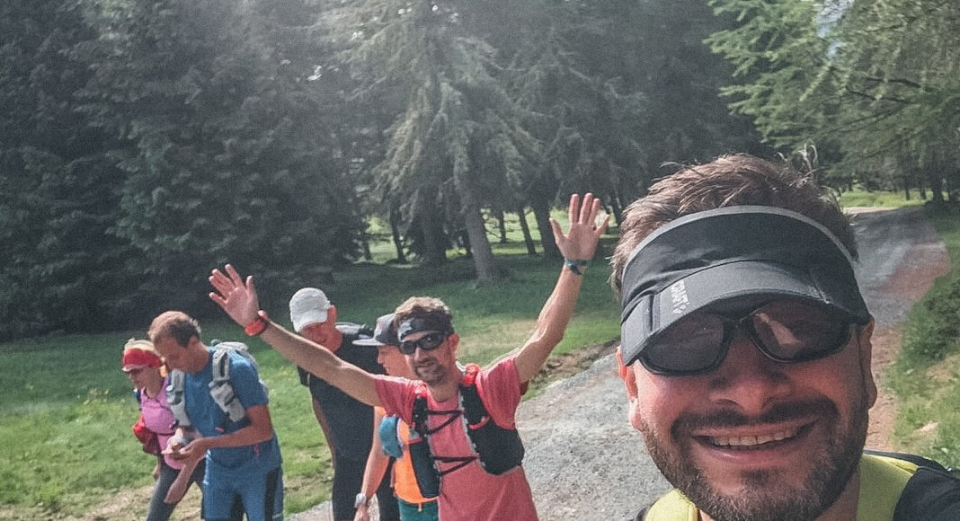 Trail Running Aosta Valley Italy - Trail & Kale