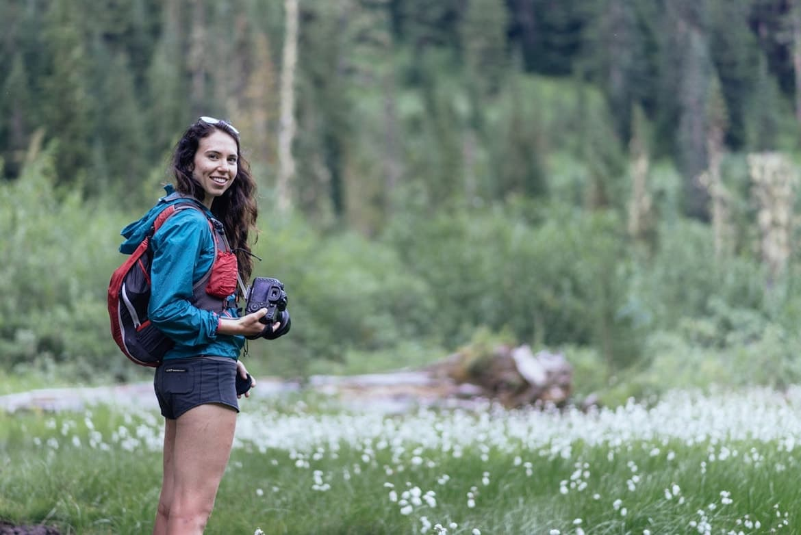 Interview with Hilary Matheson - Trail Runner