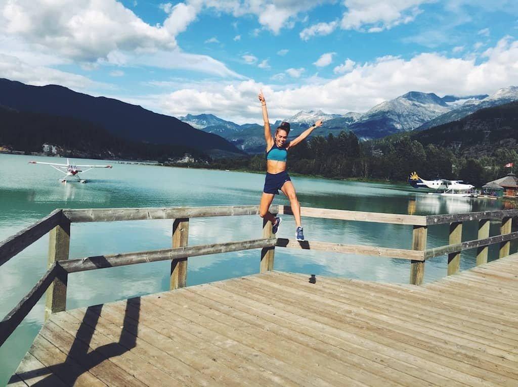 Interview with Meg Lewis-Schneider - Trail & Kale