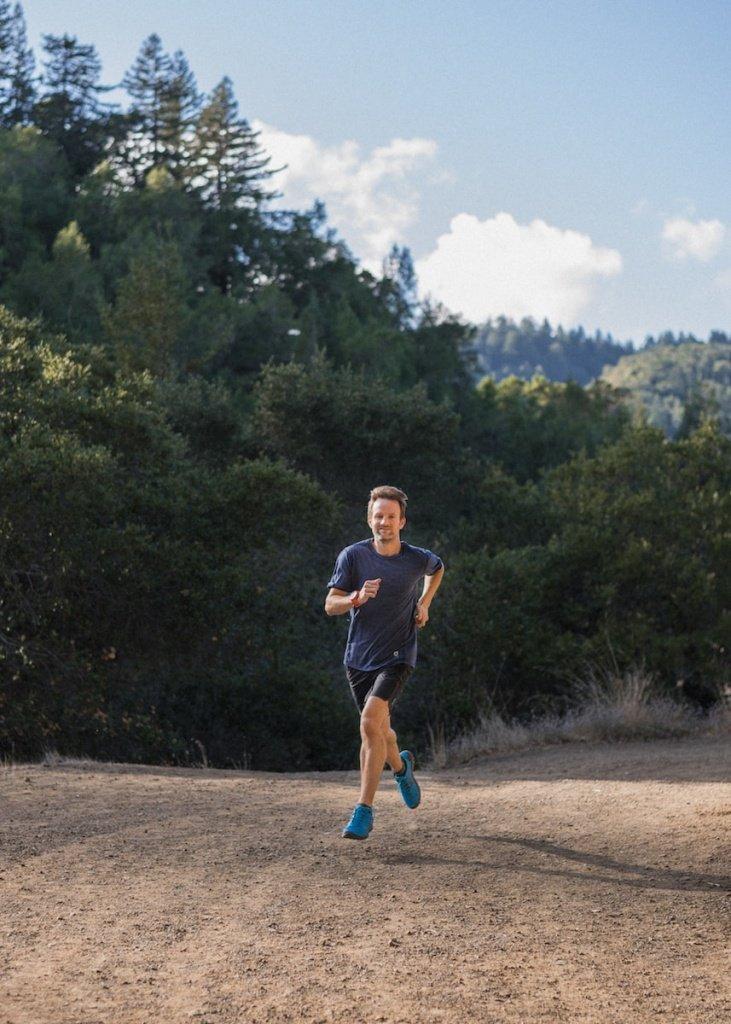 Inov-8 On Running Brooks Testing