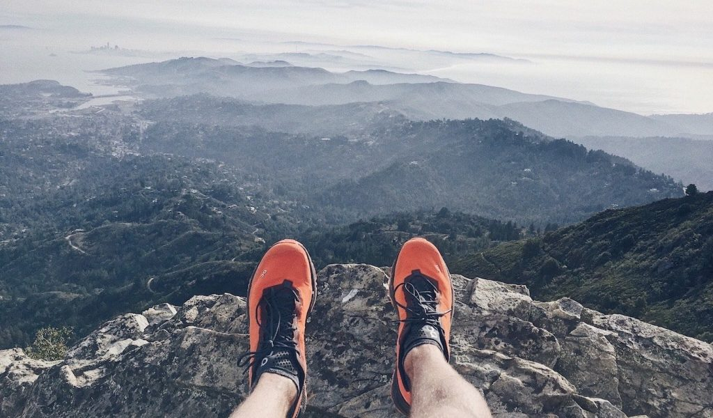 On Cloudventure Peak Review - Running up Mount Tamalpais - Trail & Kale