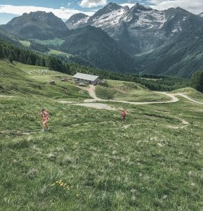 Trail Running in the Aosta Valley Italy - Trail and Kale