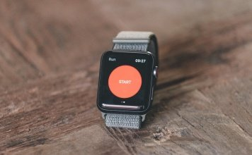 Running with the Apple Watch Series 3 and Strava - Trail & Kale
