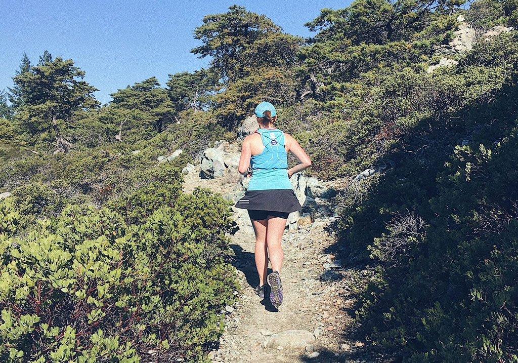 5094e3964277d Salomon S-Lab Light Skirt & Tights   Trail & Kale