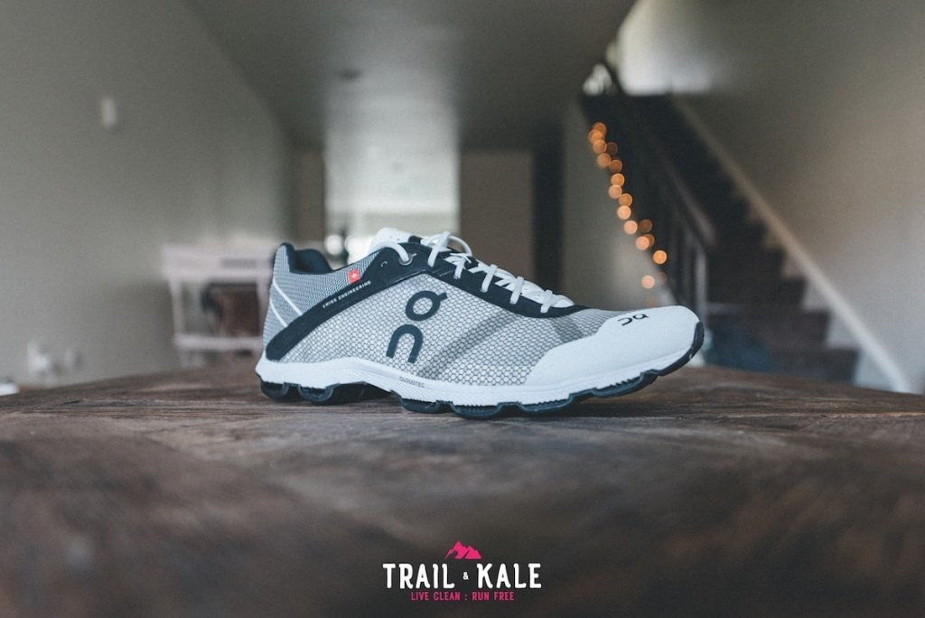 On Cloudrush Review - Trail & kale