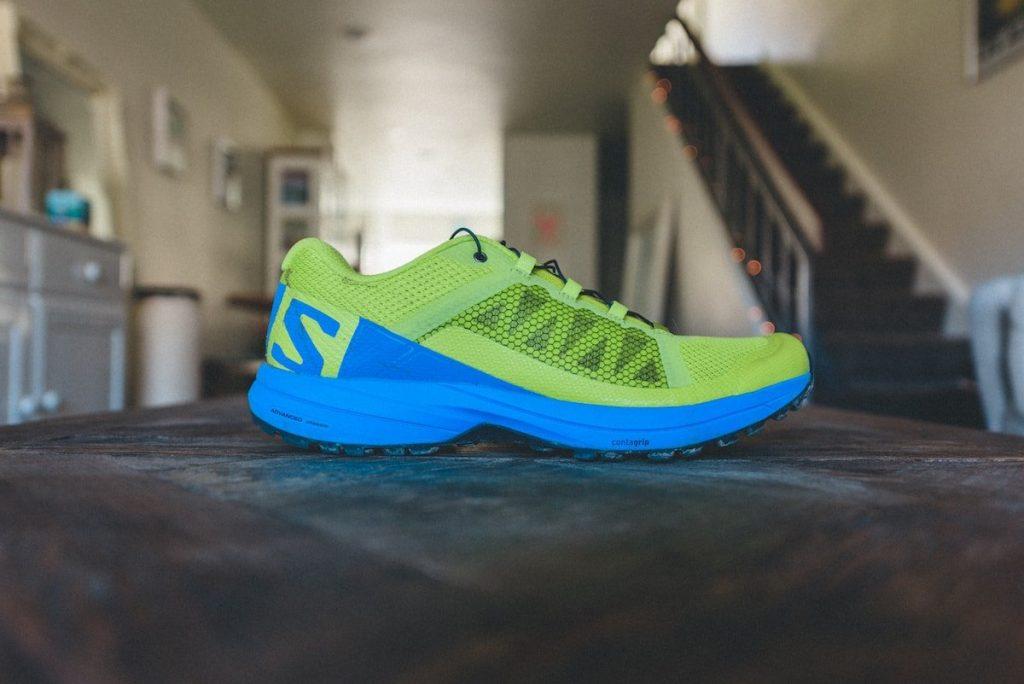 Salomon XA Elevate - Trail & Kale
