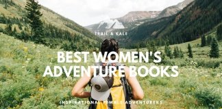 Best Womens Adventure Books Trail and Kale