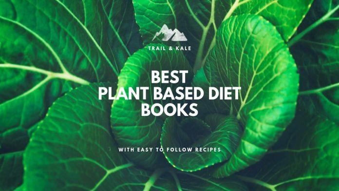 best plant based diet books