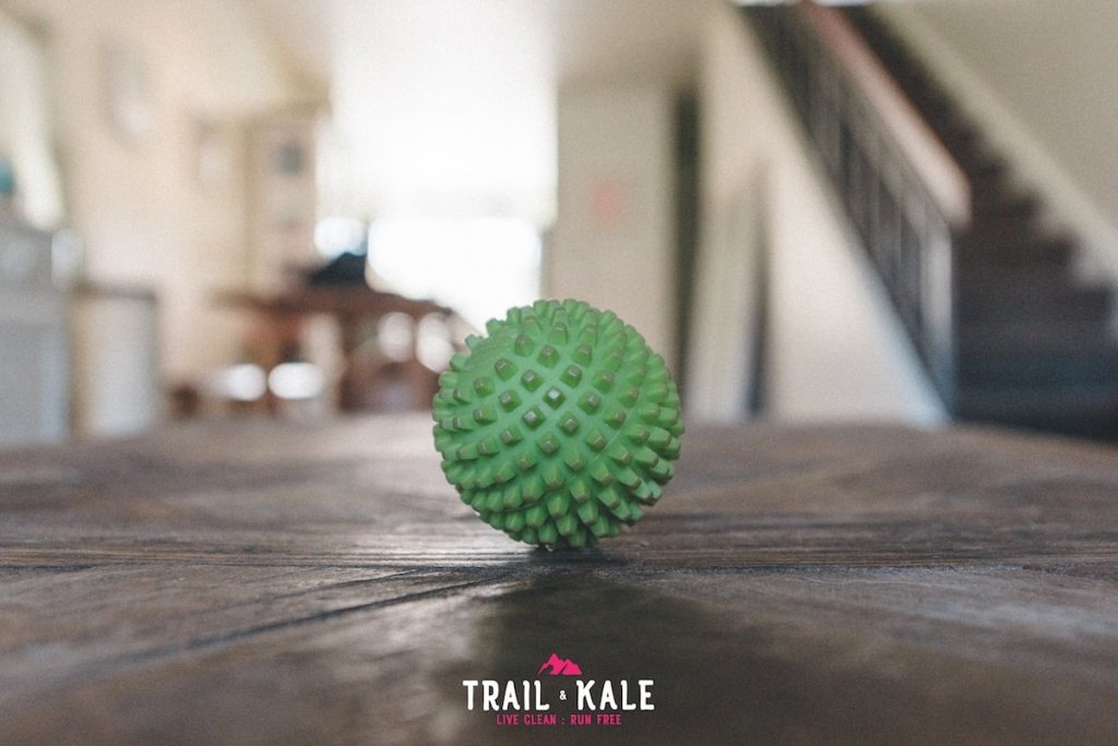 Massage Tools for Runners - Trail & Kale