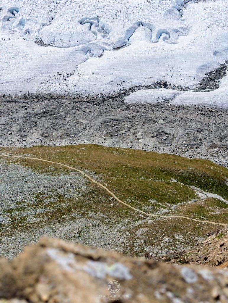 Zermatt Switzerland - Trail & Kale