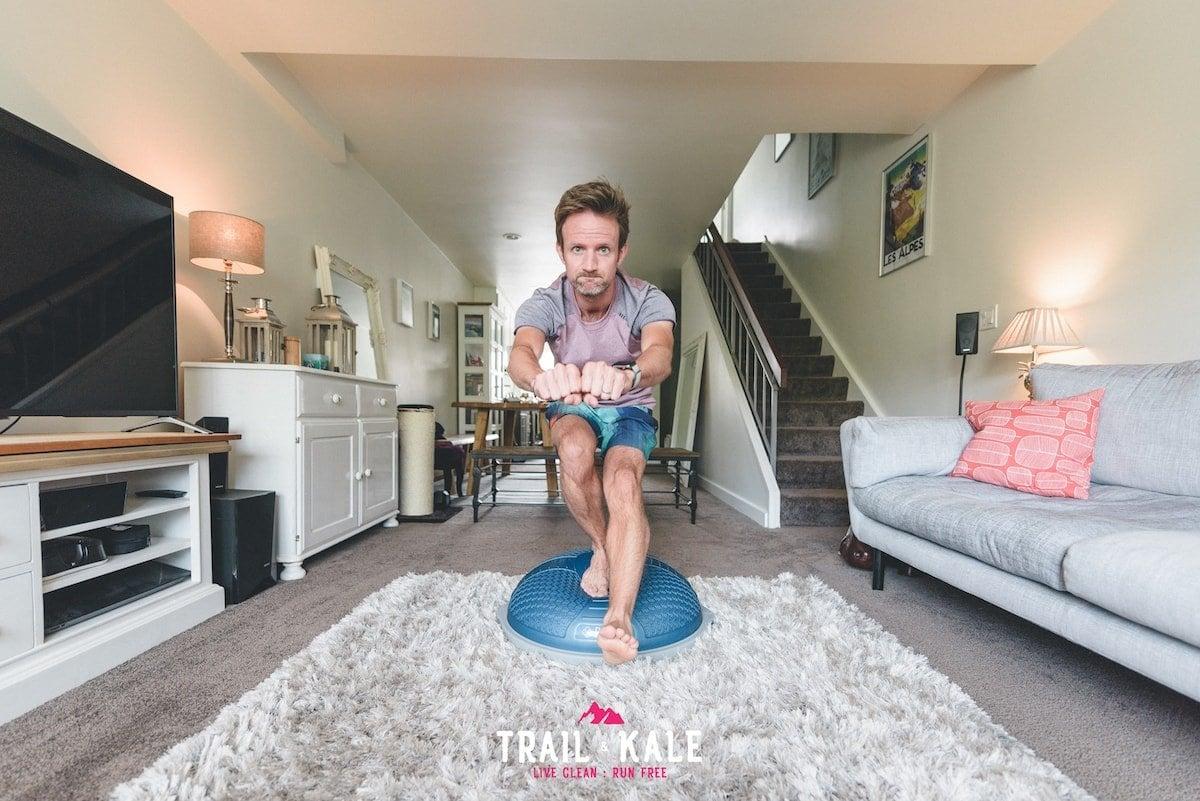 Bosu Balance Trainer - Trail & Kale-4-min