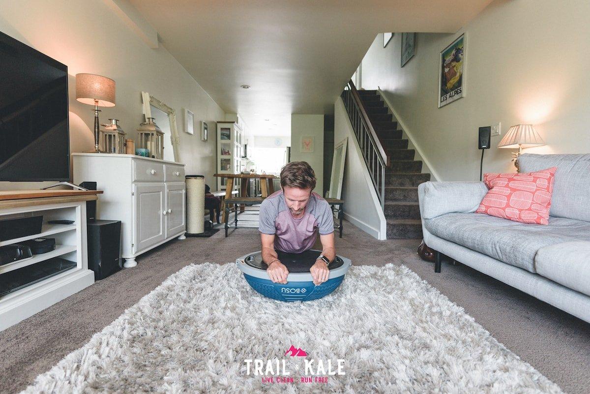 Bosu Balance Trainer - Trail & Kale-9-min
