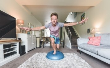 Bosu Balance Trainer - Trail & Kale - featured-5-min