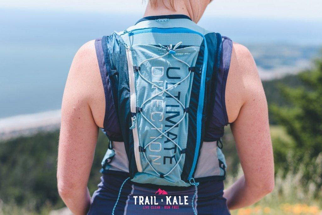 Ultimate Direction Ultra Vesta 4.0 race vest - Trail & Kale - wm-5-min