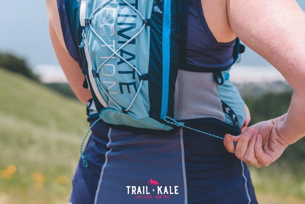 Ultimate Direction Ultra Vesta 4.0 race vest - Trail & Kale - wm-6-min