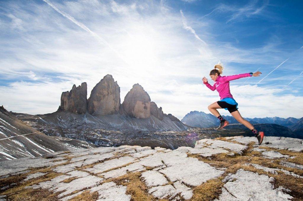 Martina Valmassoi Interview - Trail & Kale - credit- Manuel Malcotti - TRE CIME DI LAVAREDO