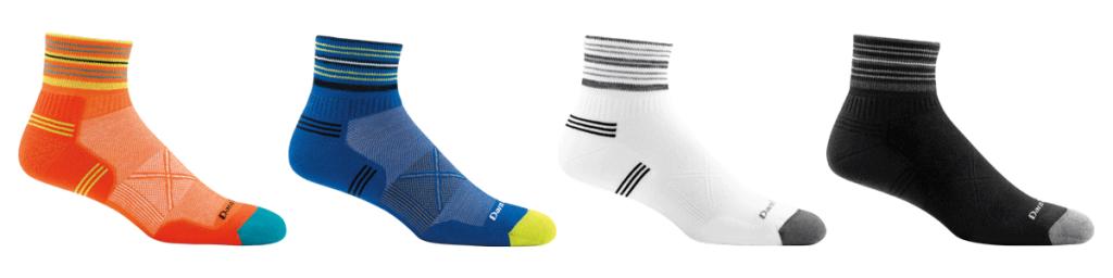 Darn Tough Socks Review Coolmax Vertex Ultra-Light Cushion colors