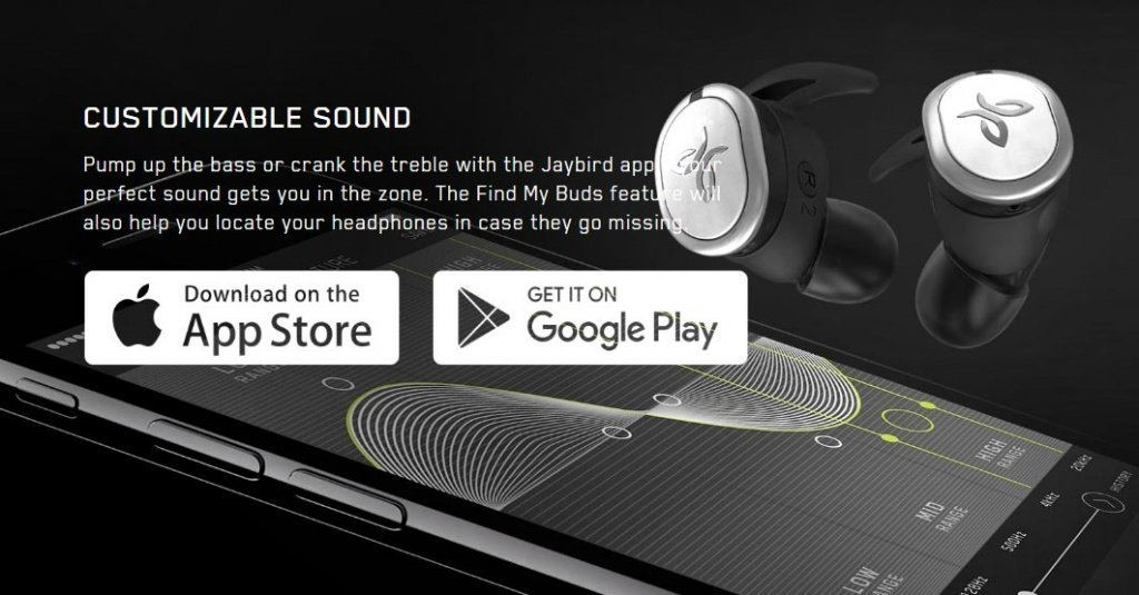 jaybird run App