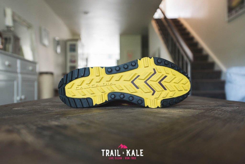 Brooks Cascadia 13 men's review - Trail & Kale wm-7