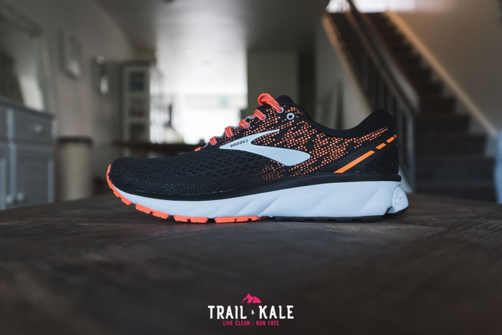 Brooks Ghost 11 men's review - Trail & Kale wm-4